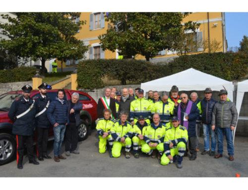 Turbocoating dona alla Protezione Civile di Solignano